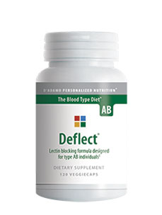 Deflect AB 120 vcaps D'Adamo Personalized Nutrition