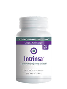 Intrinsa 120 vcaps D'Adamo Personalized Nutrition