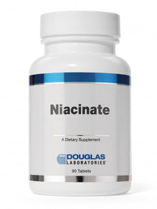 Niacinate 594 mg 90 tabs Douglas Labs