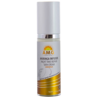 Night Time Repair Cream 1.7oz AMG Naturally