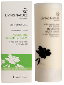Nourishing Night Cream 50 ml