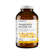 Metagenics OmegaGenics EPA-DHA 720 Lemon Lime 240 SG