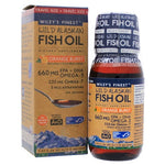 Orange Burst 8oz Wileys Finest Fish Oils