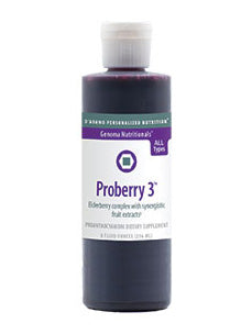 ProBerry 3 8 fl oz D'Adamo Personalized Nutrition
