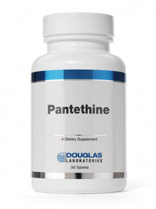 Pantethine 500 mg 50 tabs Douglas Labs