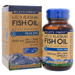 Peak EPA 60c Wileys Finest Fish Oils
