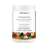 Metagenics PhytoGanix Tropical Fruit Canister - 300 g