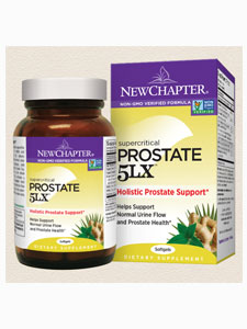 Prostate 5LX 60 softgels New Chapter