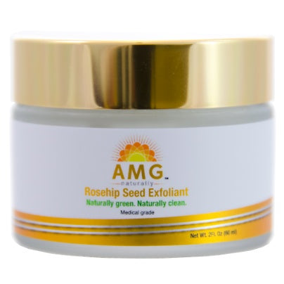Rosehip Seed Exfoliant 2oz AMG Naturally