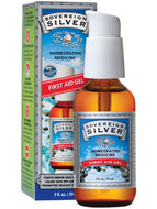 Silver First Aid Gel 2 oz Sovereign Silver