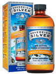 Silver Hydrosol 10 ppm 16 oz Sovereign Silver
