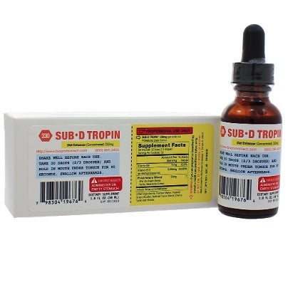 Sub D Tropin 1oz BioProtein Technology