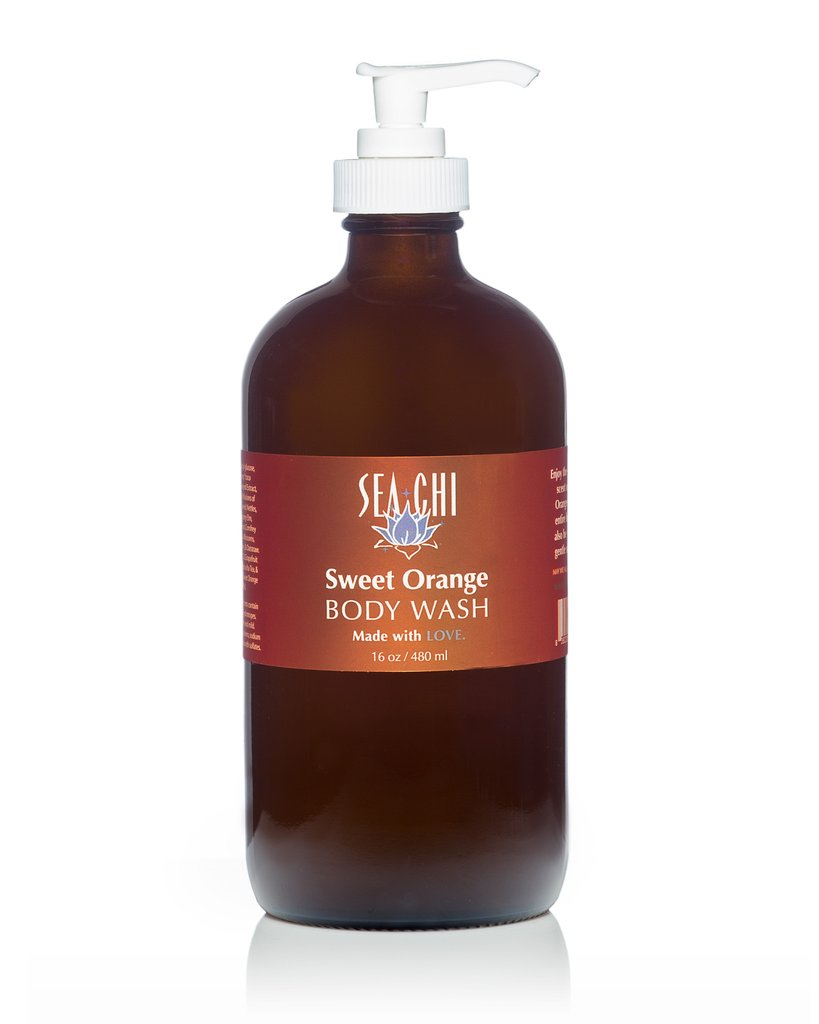 Sweet Orange Body Wash 480ml / 16oz