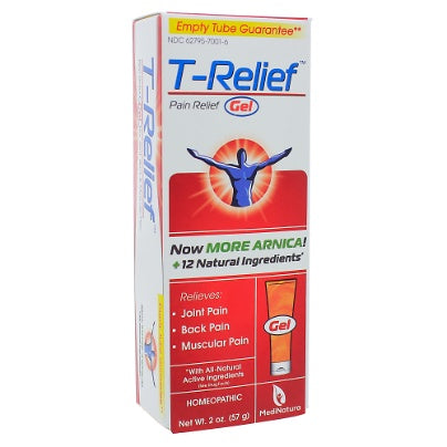 T-Relief Pain Gel 250g MediNatura