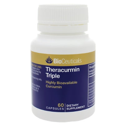 Theracurmin Triple 60c BioCeuticals