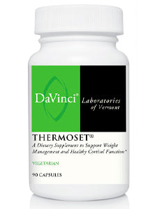 ThermoSet 90 vcaps Davinci Labs
