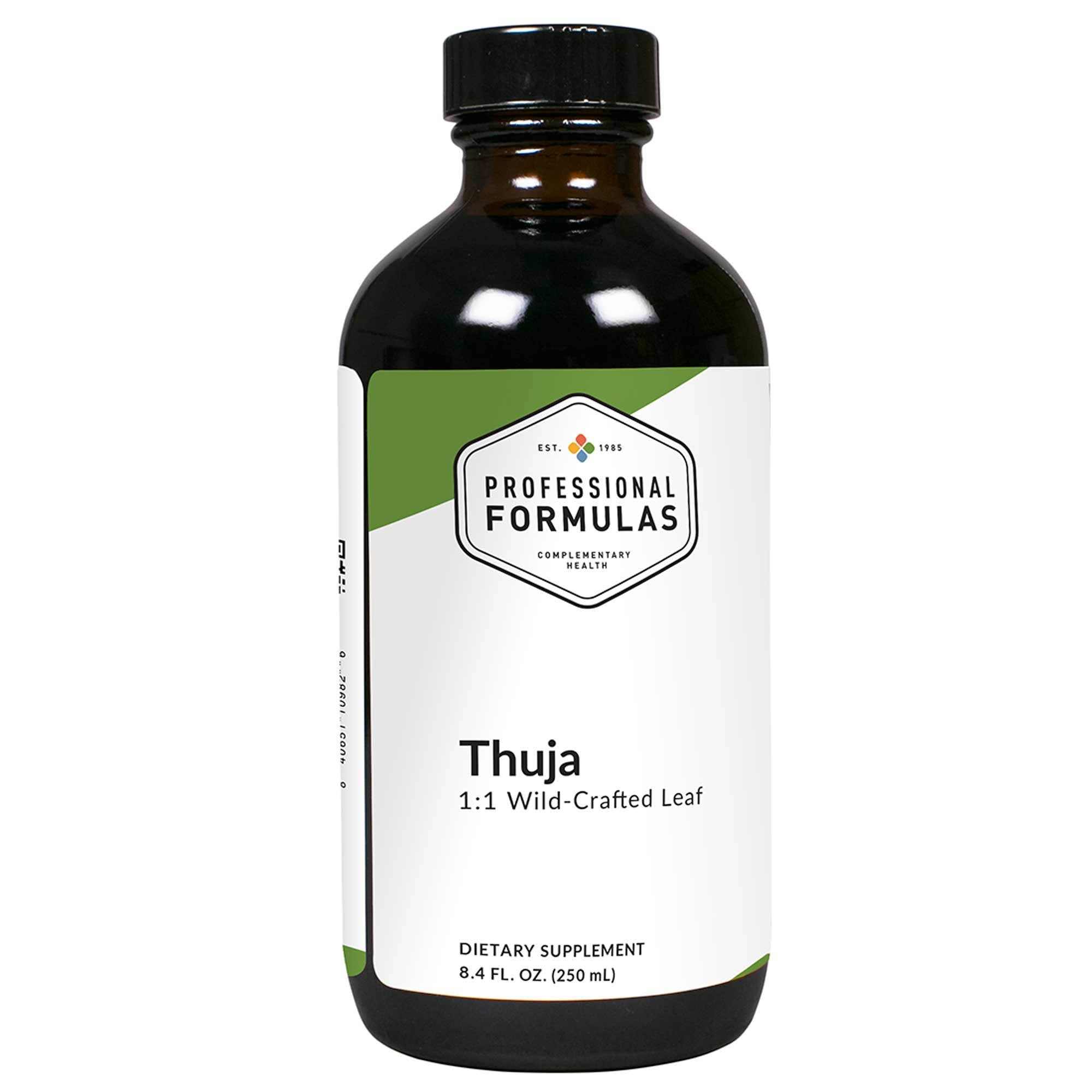Thuja Occidentalis/Thuja Leaf 8oz/BP Professional Formulas