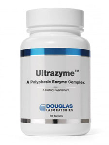 Ultrazyme 60 tabs Douglas Labs