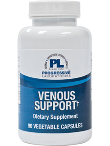 Venous Support 90 vcaps Progressive Labs