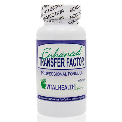 Enhanced Transfer Factor 90c Vital Health Options