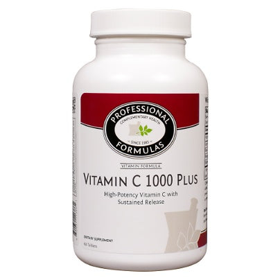 Vitamin C 1000 Plus 180t Professional Formulas