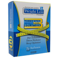Weight Loss Solution Kit 3 Step BioProtein Technology