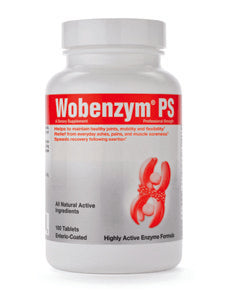 Wobenzyme PS 100 tabs Mucos Pharma - Wobenzym
