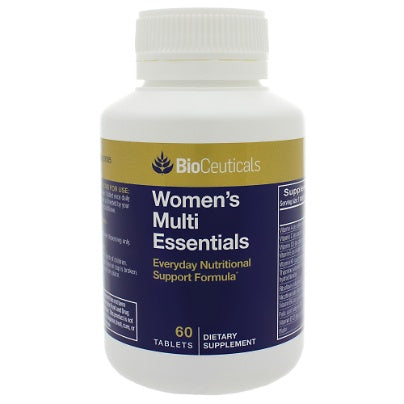 Women's Multi Essentials 60t BioCeuticals