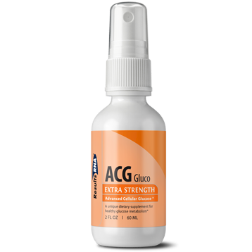 ACG Gluco Extra Strength 2 fl oz Results RNA
