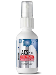 ACS 200 Silver Extra Strength 2 fl oz