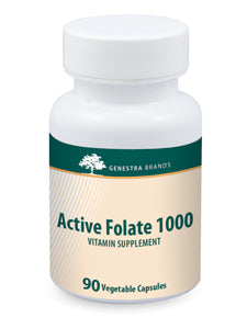 Active Folate 90 vegcaps Seroyal/Genestra