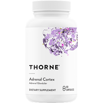 Adrenal Cortex 60 vegcaps Thorne Research