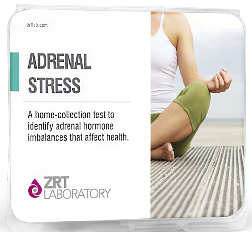 Adrenal Stress Profile Saliva DS Cx4 ZRT Labs