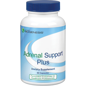 Adrenal Support Plus 60 vegcaps Nutra BioGenesis