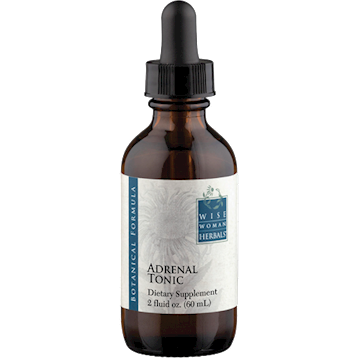 Adrenal Tonic 2 oz  Wise Woman Herbals