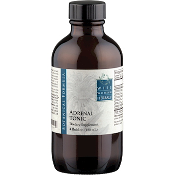 Adrenal Tonic 4 oz Wise Woman Herbals