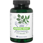 Vitanica Adrenal Assist 90 vcaps