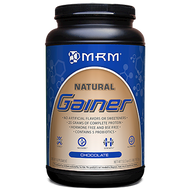 Metabolic Response Modifier All Natural Gainer Chocolate