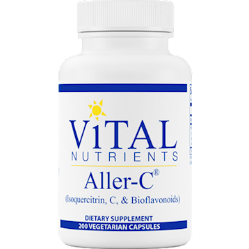 Vital Nutrients Aller-C 200 caps