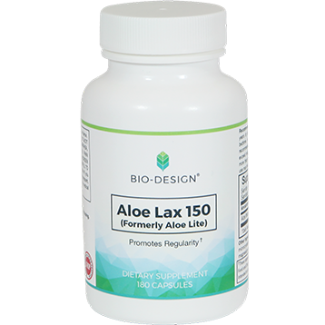 Aloe Lax150 mg 180 caps Biodesign