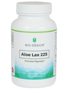 Aloe Lax 225 mg 180 caps Biodesign