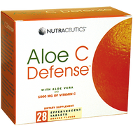 Nutraceutics Aloe C Defense 28 tabs