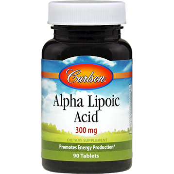 Alpha Lipoic Acid 300 mg 90 tabs