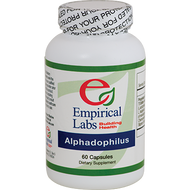 Empirical Labs Alphadophilus 60 caps
