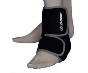 Ankle/Foot Wrap Cold One