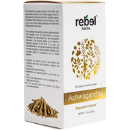 Ashwagandha Powdered 1.15 oz Rebel Herbs