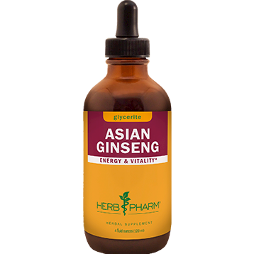 Asian Ginseng Alcohol-Free 4 oz