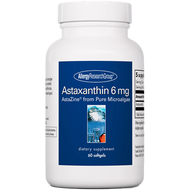 Astaxanthin 6 mg 60 softgels	Allergy Research Group