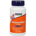 Now Foods Astaxanthin 4 mg 90 gels