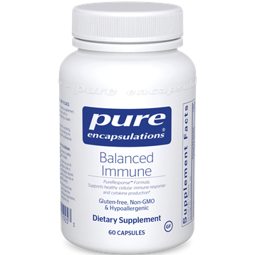 Pure Encapsulations Balanced Immune 60 caps